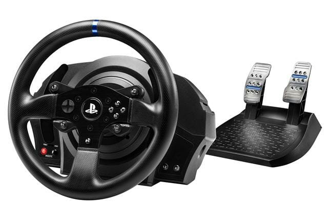 Thrustmaster T300 RS Racing Wheel and Pedals