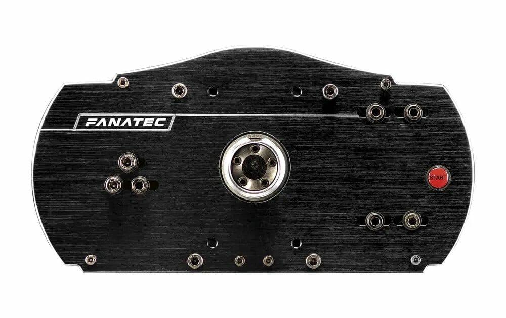 Fanatec's ClubSport V2.5 Wheelbase