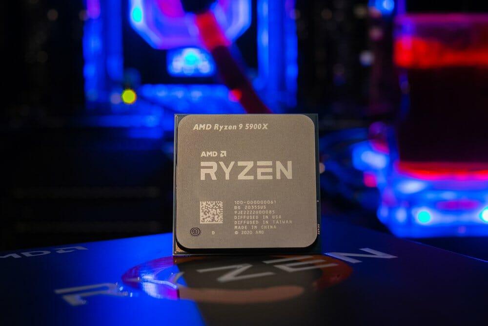 AMD Ryzen 9 CPU for VR