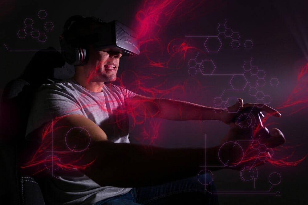 VR Headset for DCS