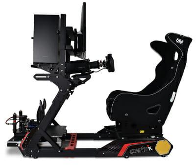 Simetik K2-R Cockpit
