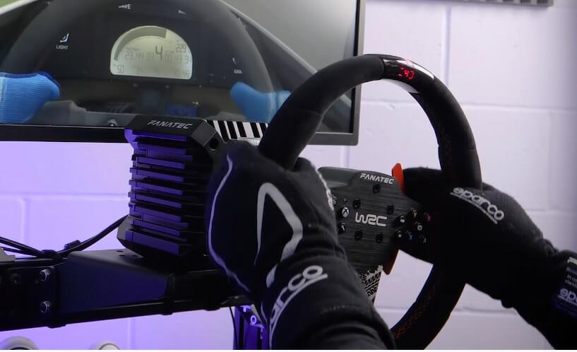 Fanatec CSL DD Steering Wheel
