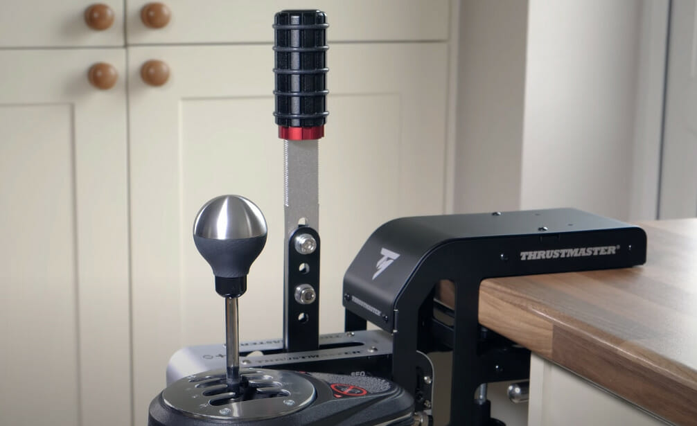 Thrustmaster TSSH and TH8a